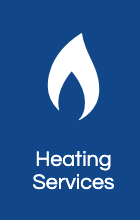 heating service button